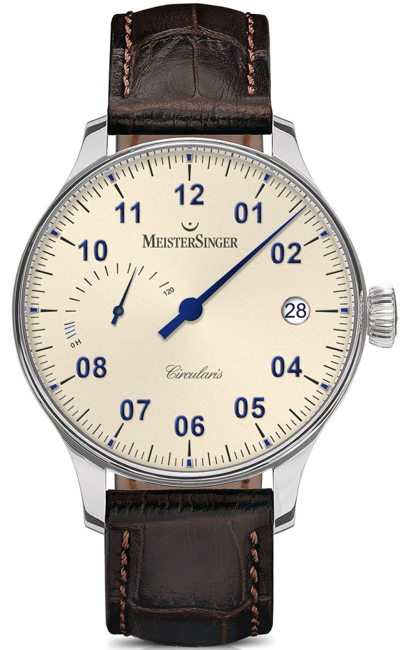 MeisterSinger Watch Circularis Power Reserve CCP303
