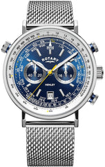 Rotary Watch Henley Chronograph Mens