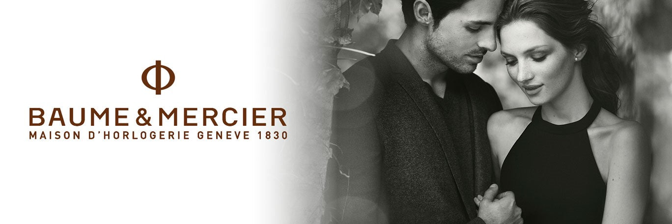 Baume et Mercier Watches banner