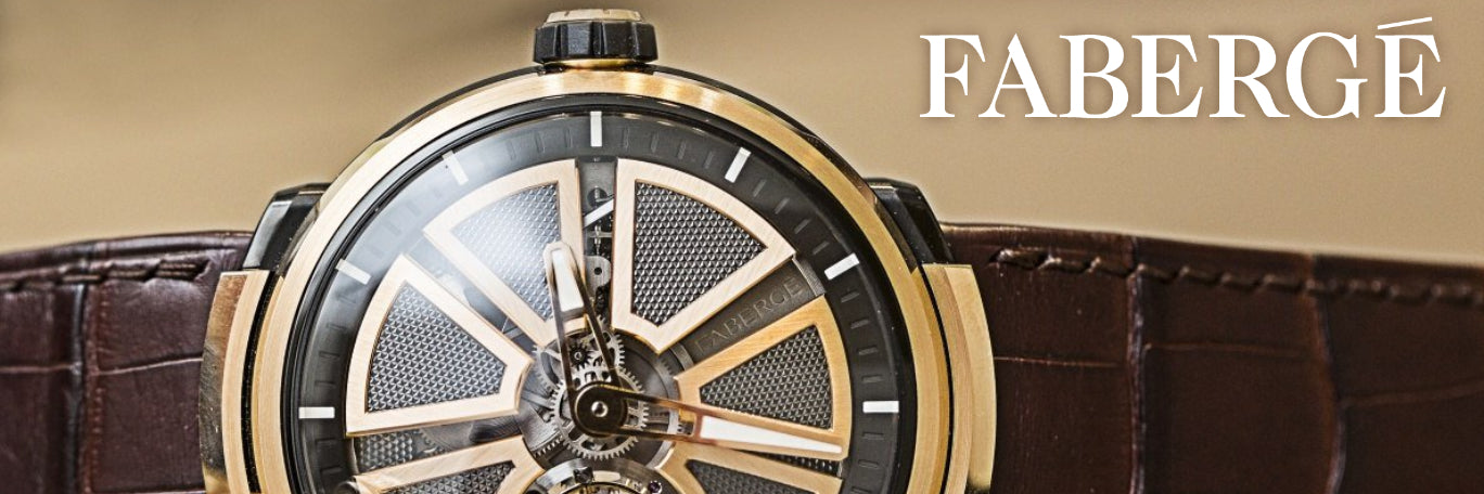 Fabergé Watches banner
