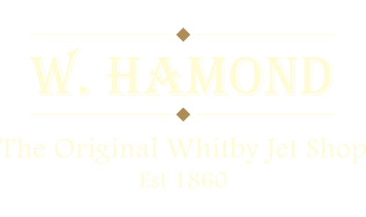 w hamond whitby jet jewellery