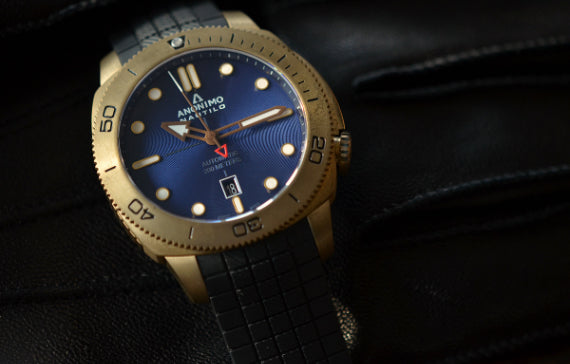 example of Anonimo Mens Watch