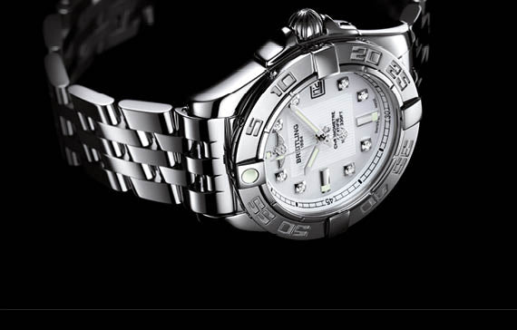 example of Breitling Ladies Watch