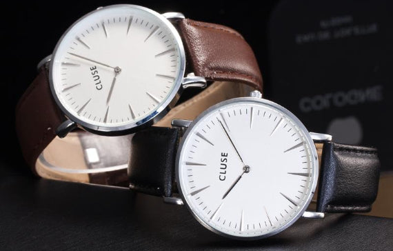 example of Cluse Mens Watch