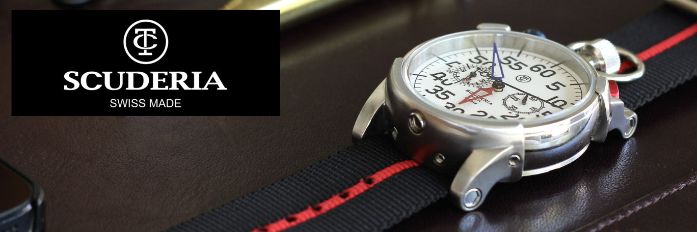 banner of CT Scuderia Watches