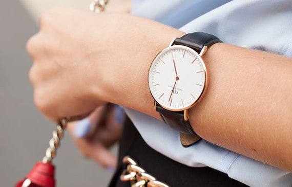 example of Daniel Wellington Ladies Watch