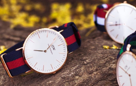 example of Daniel Wellington Mens Watch
