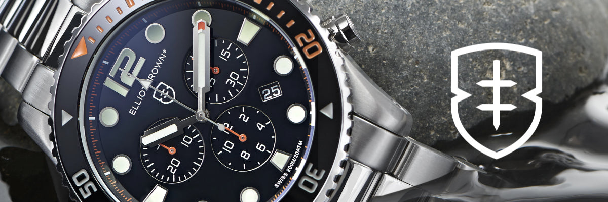 banner of Elliot Brown Watches