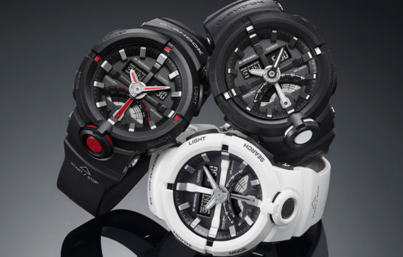 example of G Shock Mens Watch