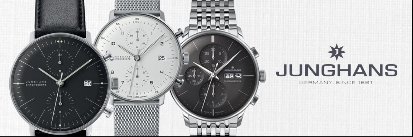 banner of Junghans Watches