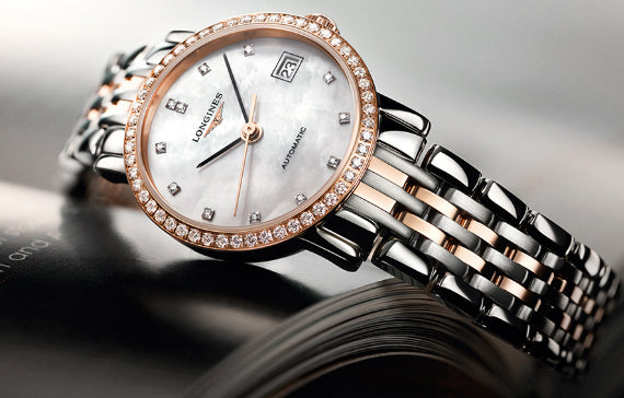example of Longines Ladies Watch
