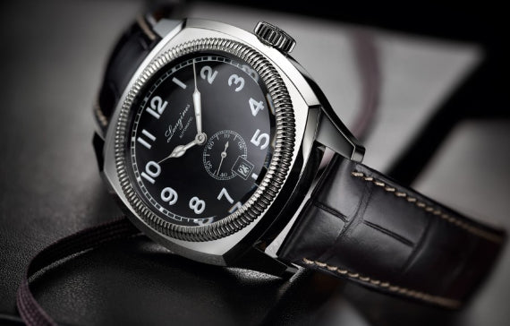 example of Longines Mens Watch