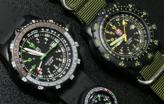 example of Luminox Limited Watch