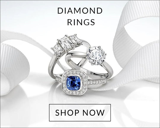 Diamond Rings - Shop Now