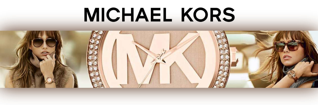 banner of Michael Kors Watches
