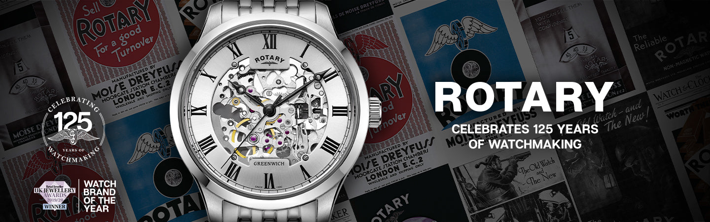 banner of Rotary Watches