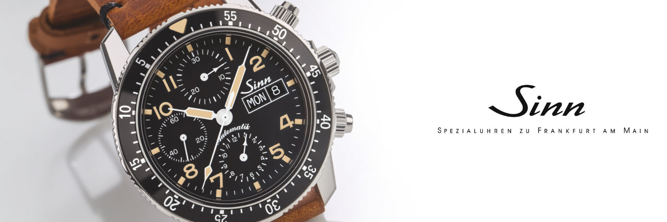 banner of Sinn Watches