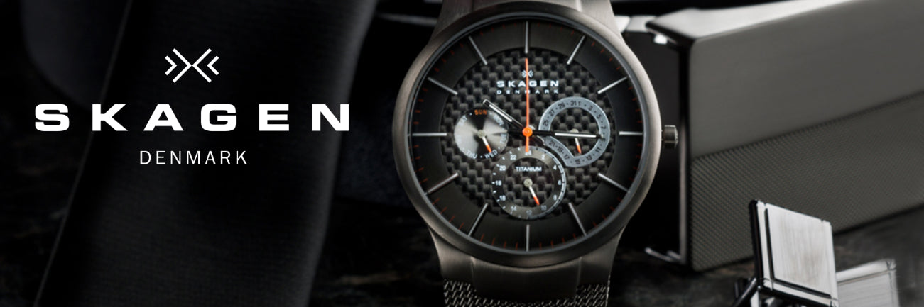 banner of Skagen Watches