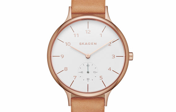 example of Skagen Ladies Watch