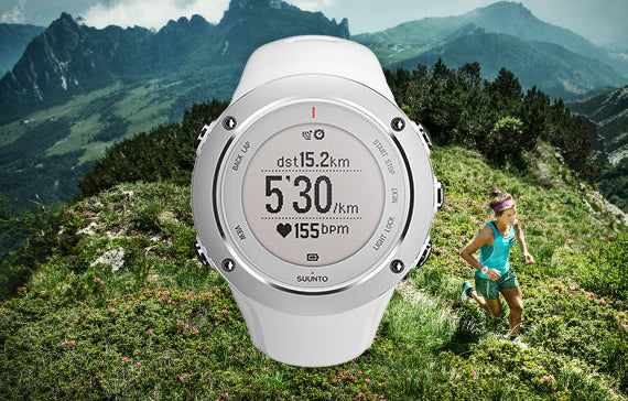 example of Suunto Ladies Watch