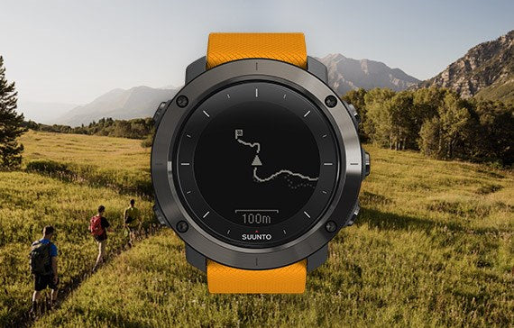 example of Suunto Mens Watch