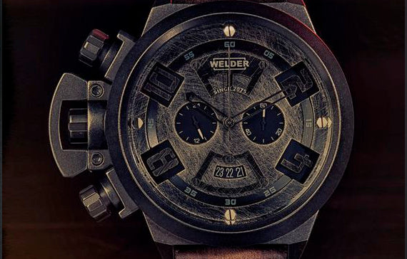 example of Welder Mens Watch