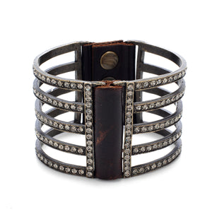 Gina Riley Double Sided Five Bar Bracelet