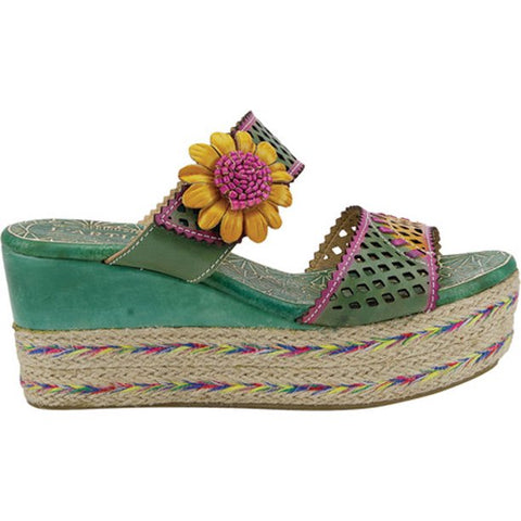 Spring Step Virgie Wedge C082