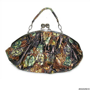 INS Handbags Medium Embroidered Handbag H017