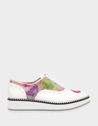 Betsey Johnson Marti Oxford S144