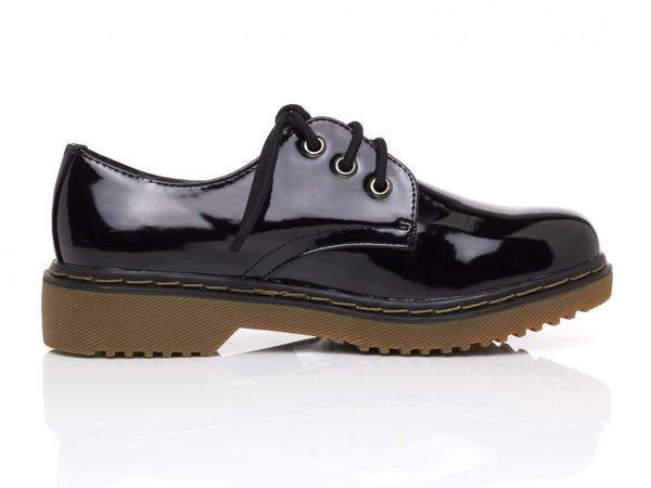 Leather Man Vin Oxford F015