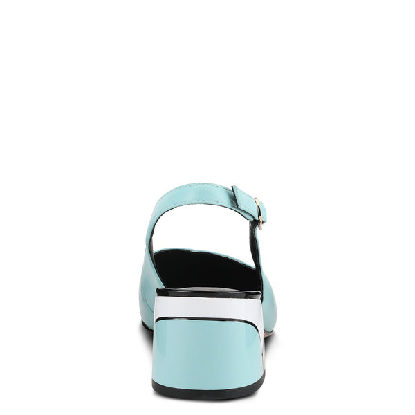 Azura Pretty Slingback Low Heel C131