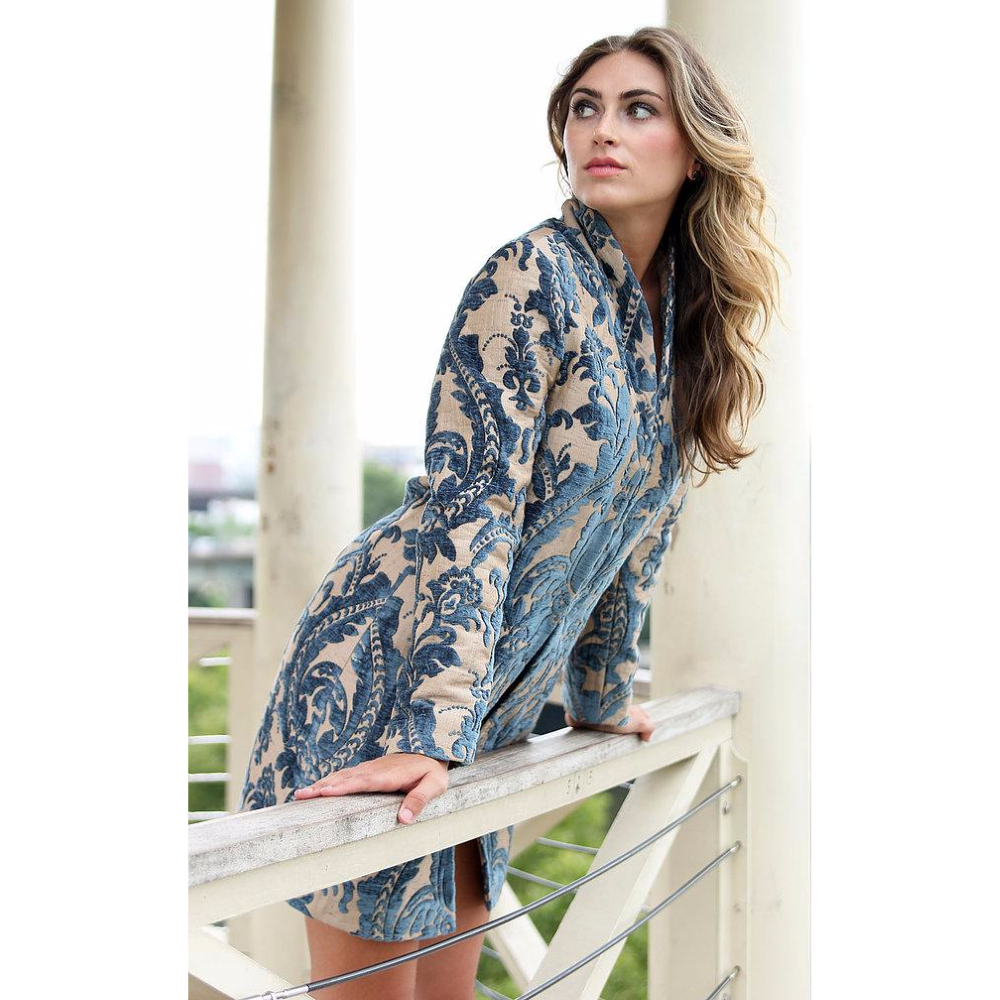 Zeyzani Brocade Coat PLF220