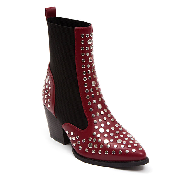 Ninety Union Studs Boot W069
