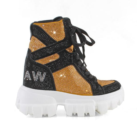 Anthony Wang Lemon Sneaker W048
