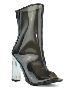 Chase+Chloe Clarity Bootie F335