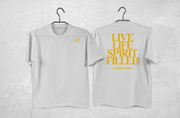 Live Life Spirit Filled Tee - Shop Paloma Blanca