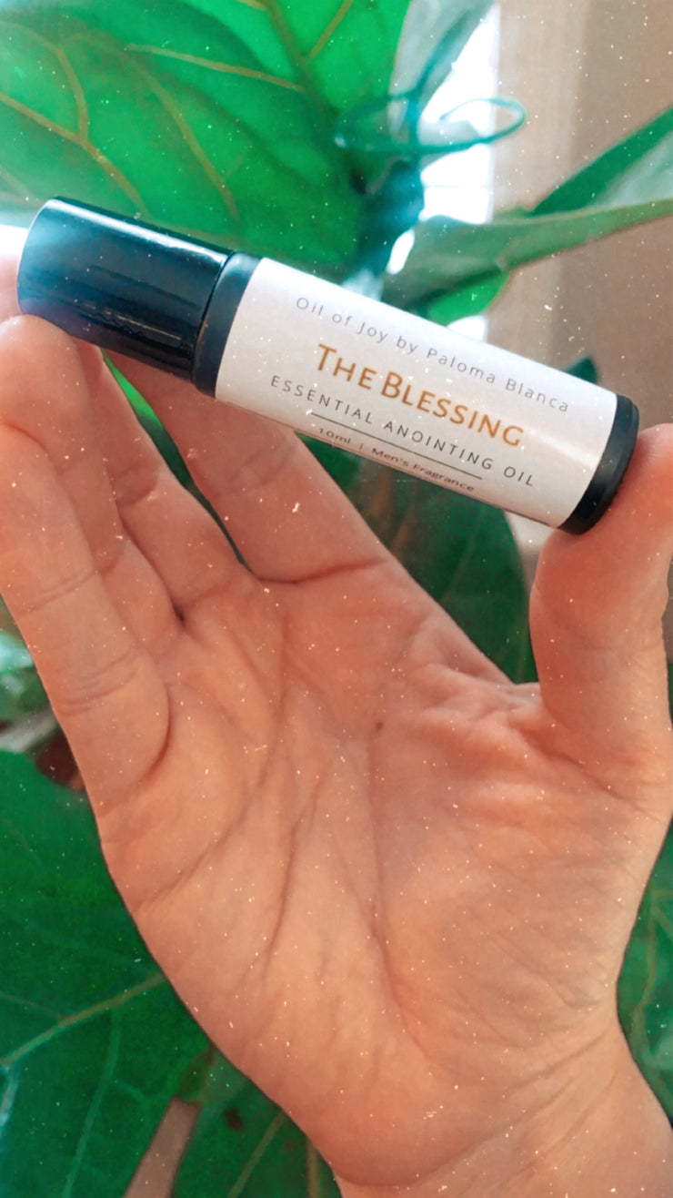The Blessing Oil of Joy - Shop Paloma Blanca