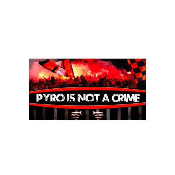 Pyro Is Not A Crime - Prison