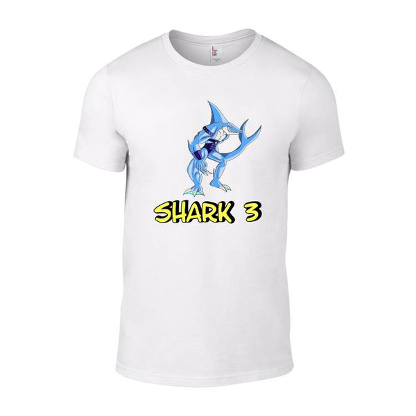 Shark 3 T-Shirt (Wit)