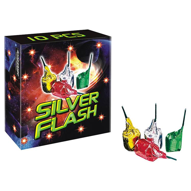 Silver Flash (10st)
