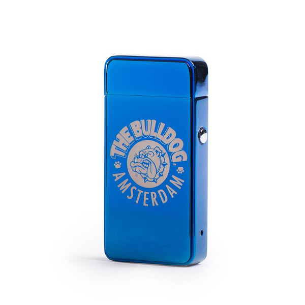 The Bulldog Plazmatic Lighter - Blue