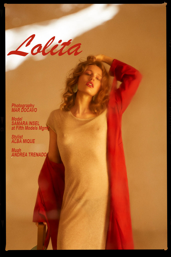 Lolita by Mar Docavo for Carbon Copy Online