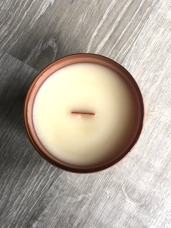 Luxury Matte Clay Aura Candle