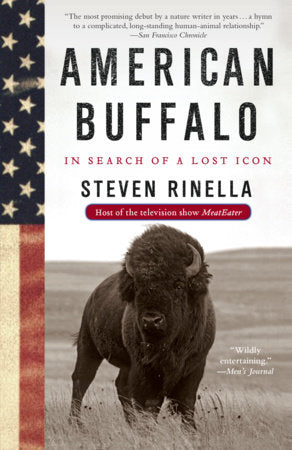 American Buffalo: In Search of a Lost Icon - Signed Copy