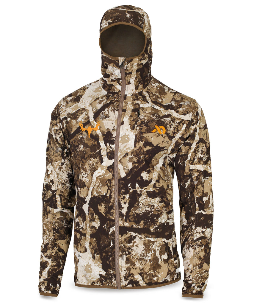 Men's Corrugate Guide Jacket with MeatEater logo