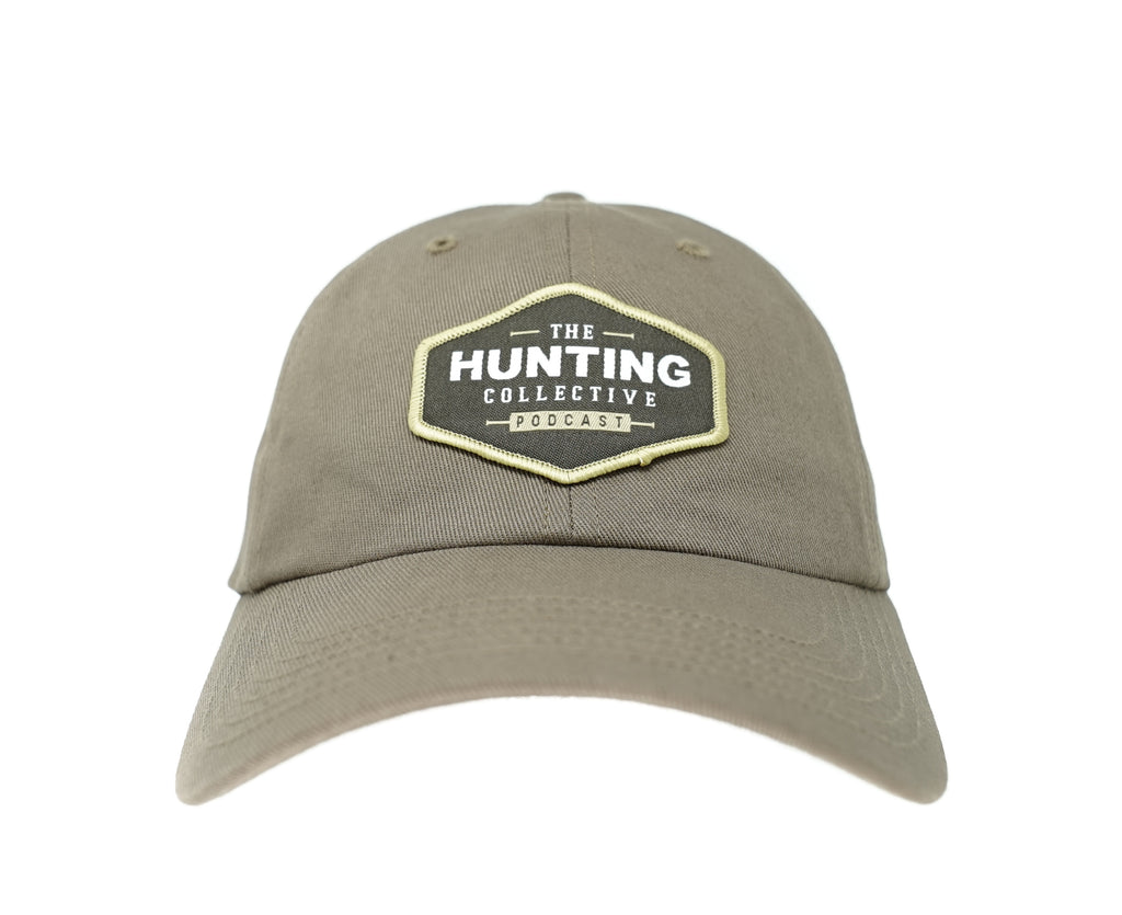 Hunting Collective Twill Hat - Tan