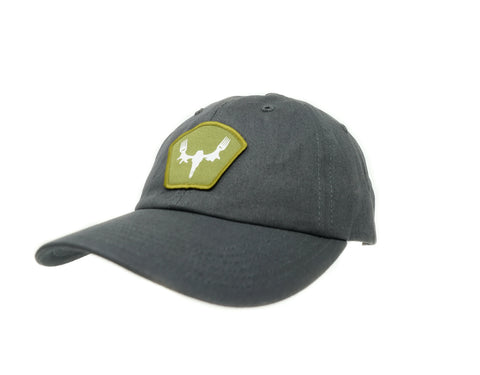 MeatEater Twill Hat - Charcoal