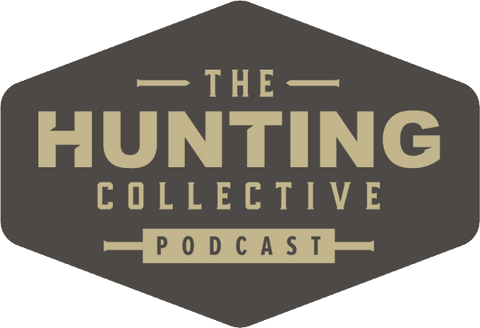 "Hunting Collective 4"" sticker"