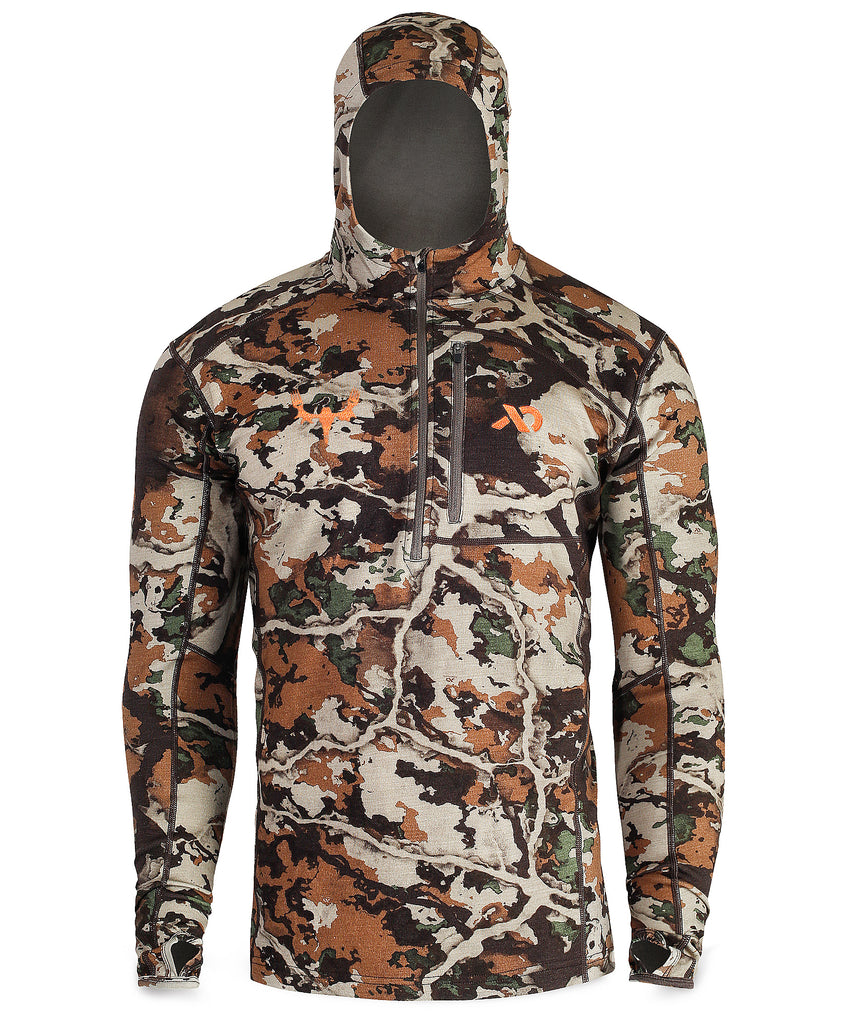 Men's Kiln Hoody with MeatEater logo